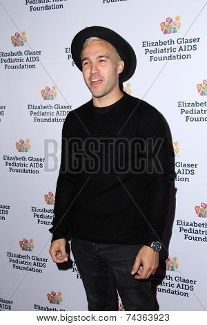 LOS ANGELES - OCT 19:  Pete Wentz at the 25th Annual
