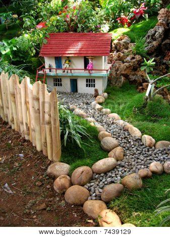 schöne Toy home
