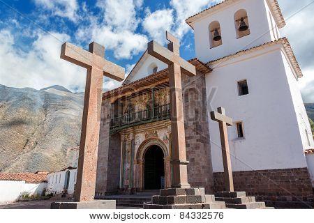 Andahuaylillas Church