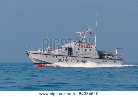 Coastguard Patrol