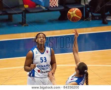 S. Phillips (53) Under The Basket