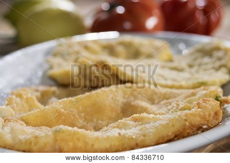 Fillet Of Plaice