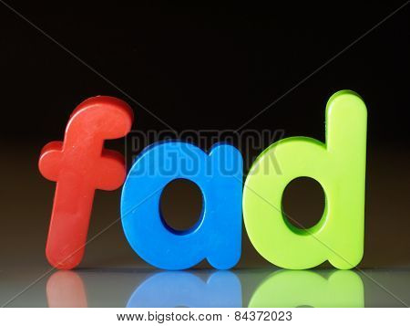 Fad Concept