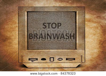 Tv Stop Brainwash