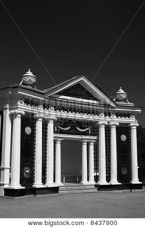 Pavilion Near Eve Fountain, Peterhof