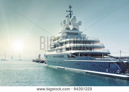 Luxury Super Yatch