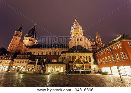 Mainzer Dom St.martin
