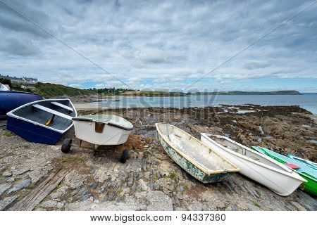 Boats On The Slipway