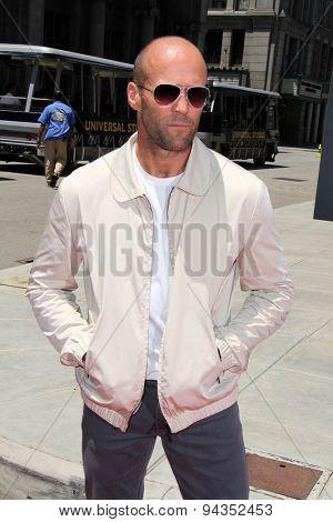 LOS ANGELES - JUN 23:  Jason Statham at the