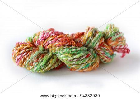 Lockspun Wool Art Yarn