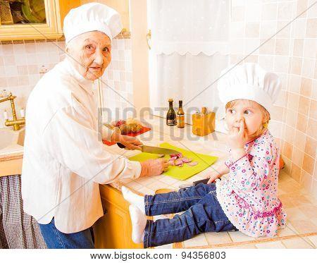 Can I Help You, Grandma
