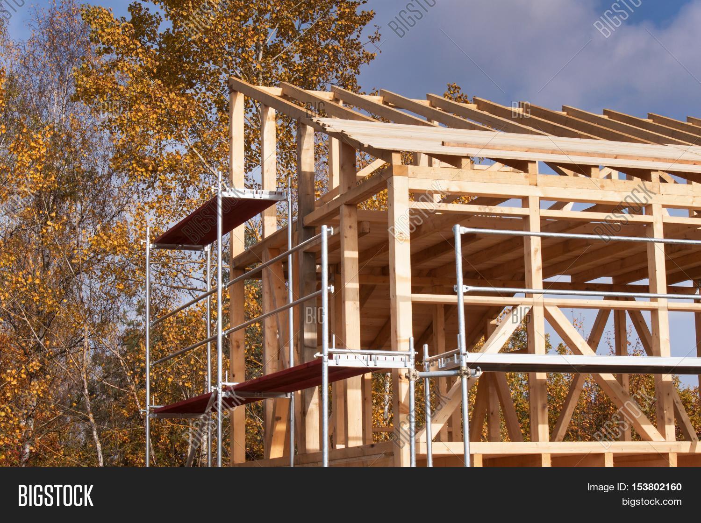 Metal Scaffolding Image & Photo (Free Trial) | Bigstock