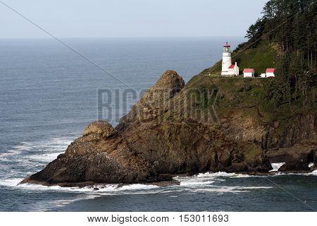 Heceta Head designated a state scenic area in Oregon