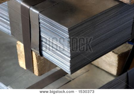Sheets Of Steel