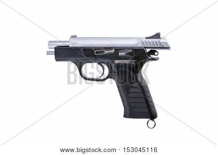 Discharged A Gun