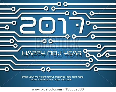 2017 HAPPY NEW YEAR CIRCUIT TECNOLOGY for web