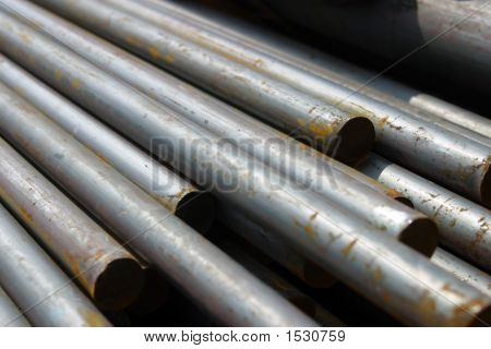Bars Made Of Carbon Steel And Alloyed Steel