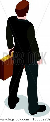 Business Data Set Isometic People