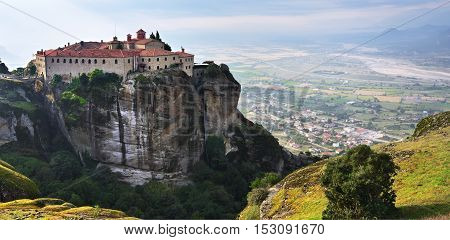 Saint Stephen Holy Monastery, Meteora, Greece