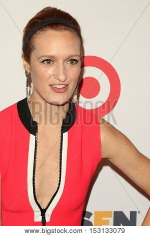 LOS ANGELES - OCT 21:  Breeda Wool at the 2016 GLSEN Respect Awards at Beverly Wilshire Hotel on October 21, 2016 in Beverly Hills, CA