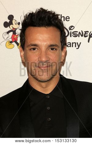 LOS ANGELES - OCT 21:  George Kotsiopoulos at the 2016 GLSEN Respect Awards at Beverly Wilshire Hotel on October 21, 2016 in Beverly Hills, CA