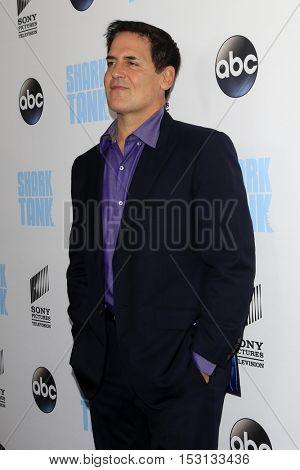 LOS ANGELES - SEP 23:  Mark Cuban at the