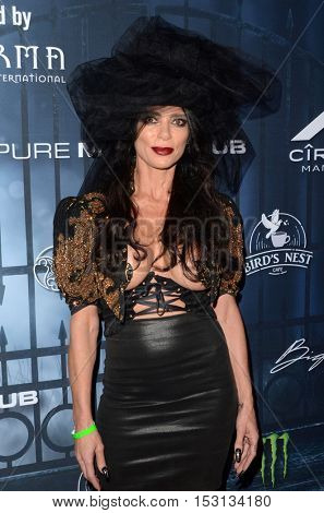 LOS ANGELES - OCT 22:  Carlton Gebbia at the 2016 Maxim Halloween Party at Shrine Auditorium on October 22, 2016 in Los Angeles, CA