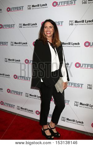 LOS ANGELES - OCT 23:  Amy Landecker at the 2016 Outfest Legacy Awards at Vibiana on October 23, 2016 in Los Angeles, CA
