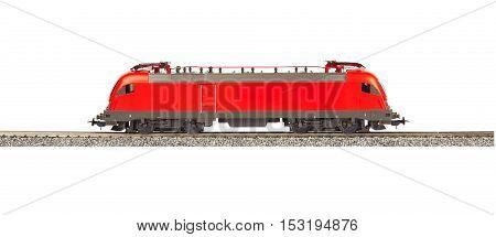 Toy Electric Locomotive