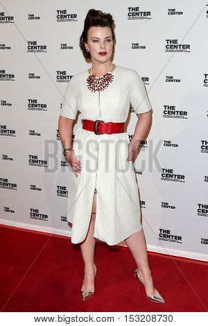 NEW YORK-APR 2: Actress Debi Mazur attends the 2015 Center Dinner at Cipriani Wall Street on April 2, 2015 in New York City.