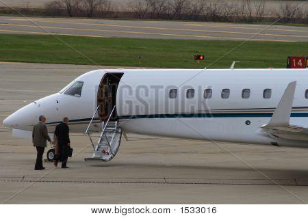 Business Jet Traveler