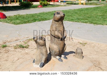 Monument To Gophers