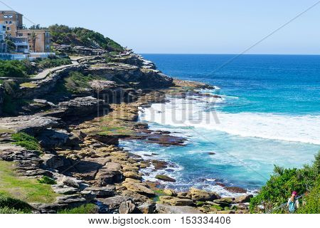 Mackenzies Bay In Sydney