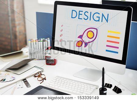 Technology Design Innovation Launch Concept