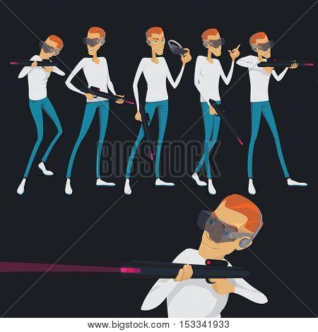 Virtual Reality Player
