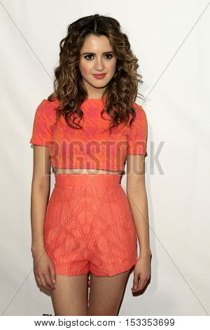 LOS ANGELES - OCT 23:  Laura Marano at the Elizabeth Glaser Pediatric AIDS Foundation A Time For Heroes Event at Smashbox Studios on October 23, 2016 in Culver City, CA