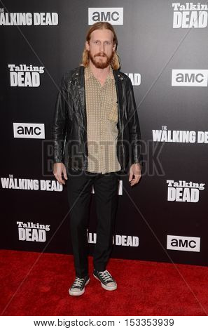 LOS ANGELES - OCT 23:  Austin Nichols at the AMC's Special Edition of