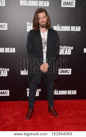LOS ANGELES - OCT 23:  Tom Payne at the AMC's Special Edition of