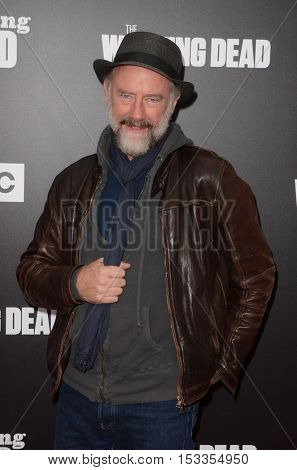 LOS ANGELES - OCT 23:  Xander Berkeley at the AMC's Special Edition of