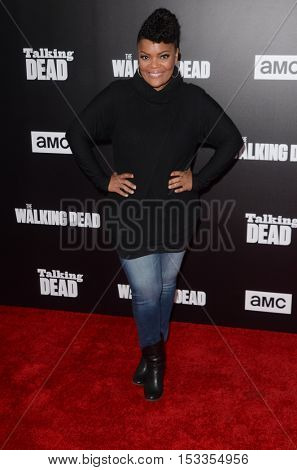 LOS ANGELES - OCT 23:  Yvette Nicole Brown at the AMC's Special Edition of