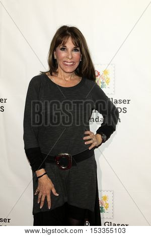 LOS ANGELES - OCT 23:  Kate Linder at the Elizabeth Glaser Pediatric AIDS Foundation A Time For Heroes Event at Smashbox Studios on October 23, 2016 in Culver City, CA