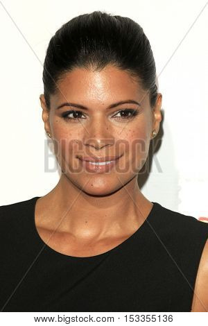 LOS ANGELES - OCT 23:  Andrea Navedo at the Elizabeth Glaser Pediatric AIDS Foundation A Time For Heroes Event at Smashbox Studios on October 23, 2016 in Culver City, CA