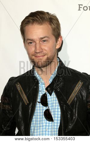 LOS ANGELES - OCT 23:  Jason Dolley at the Elizabeth Glaser Pediatric AIDS Foundation A Time For Heroes Event at Smashbox Studios on October 23, 2016 in Culver City, CA