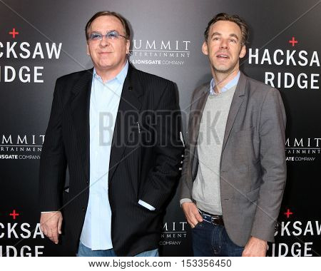 LOS ANGELES - OCT 24:  Guests at the