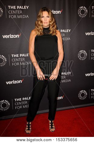 Daisy Fuentes at the Paley Center for Media's Hollywood Tribute to Hispanic Achievements in Television held at the Four Seasons Hotel in Beverly Hill, USA on October 24, 2016.