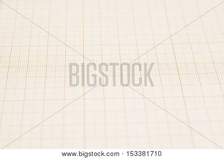 Seamless millimeter graph paper structure millimeter background