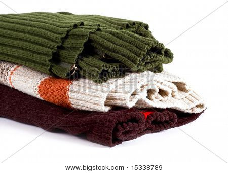 Sweater stack