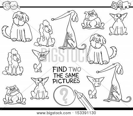 Educational Activity Coloring Page