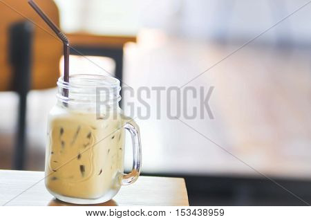 iced cocoa iced coffee(cappucino) or iced chocolate