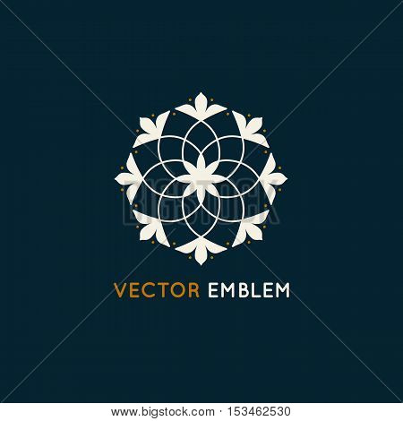 Vector Logo Design Template